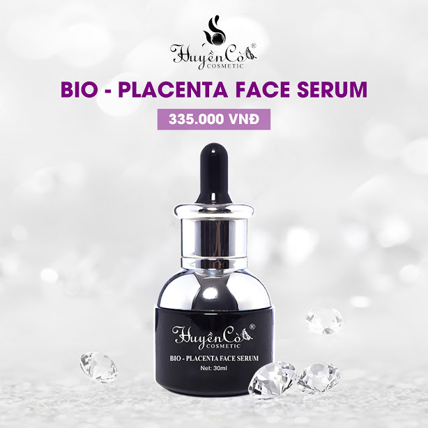 Serum Face Huyền Cò - BIO PLACENTA FACE SERUM